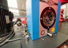 Hydraulikschlauch pressen